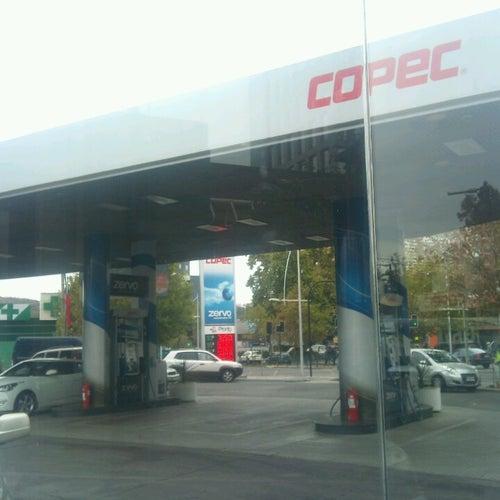 Copec - Vitacura / Los Laureles en Santiago