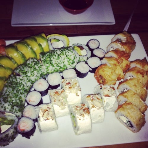 Nagai Sushi - La Cisterna en Santiago