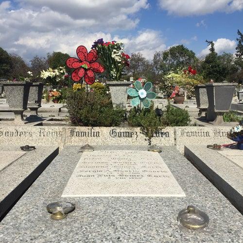 Cementerio Metropolitano en Santiago