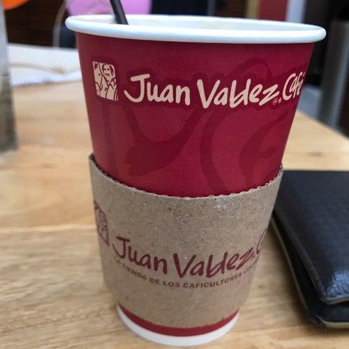 Juan Valdez Café Cineco Gran Estación en Bogotá