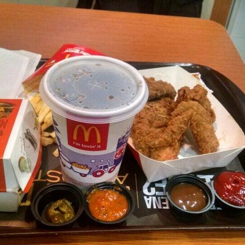 McDonald's Usaquén Calle 118 en Bogotá