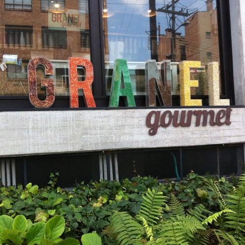 Granel Gourmet en Bogotá