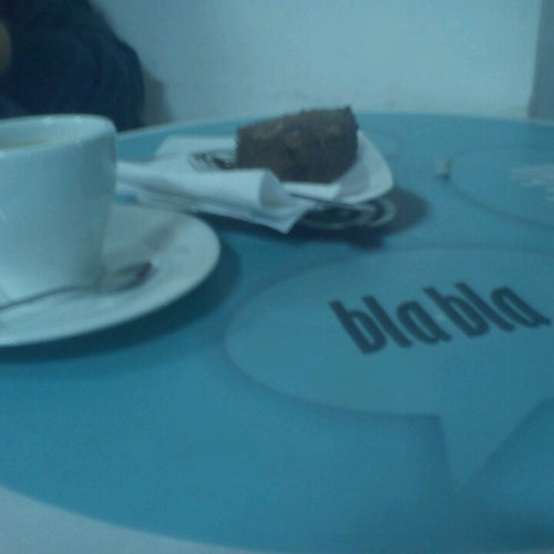 Café Blabla en Bogotá