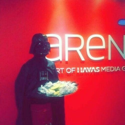 Arena Media en Bogotá
