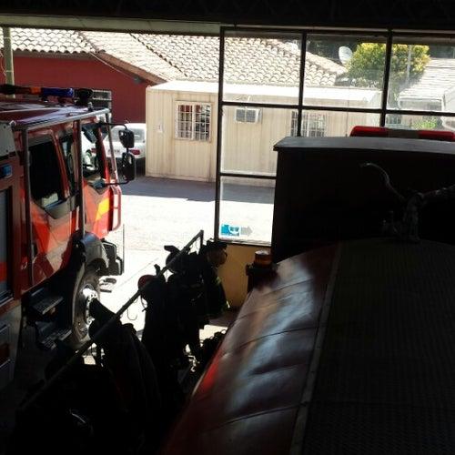 5ª Compañía de Bomberos - Pirque en Santiago
