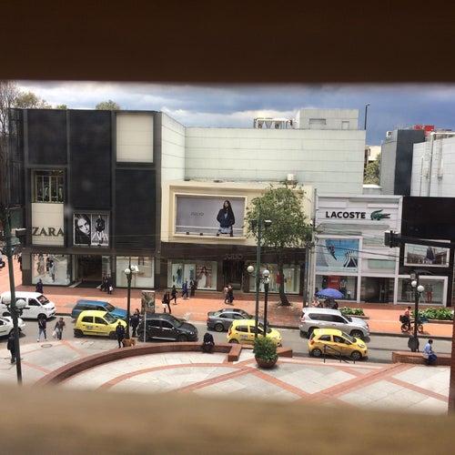McDonald's Andino en Bogotá