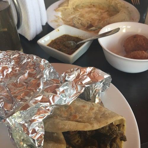 Falafel Asly en Santiago