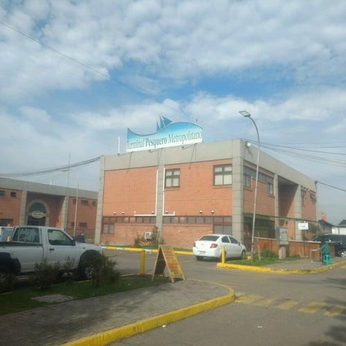 Terminal Pesquero Metropolitano en Santiago