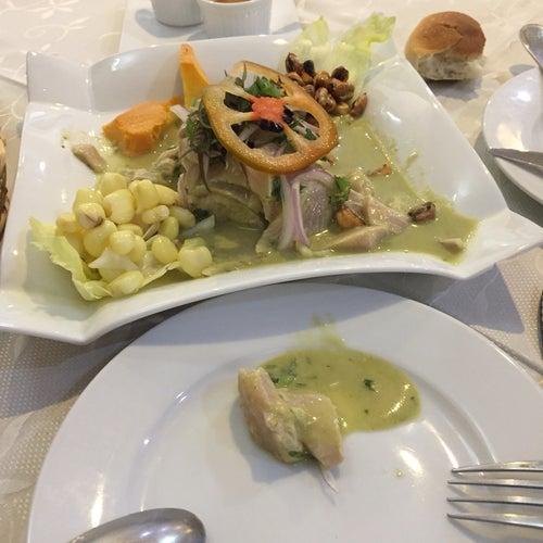 Restaurante Tacu Tacu en Santiago