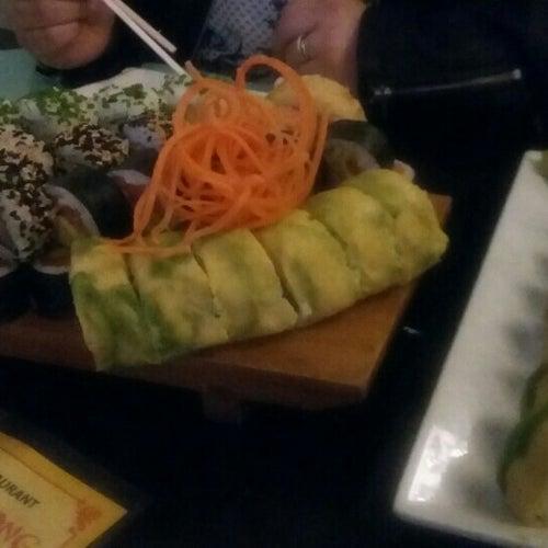 Lin Sushi en Santiago