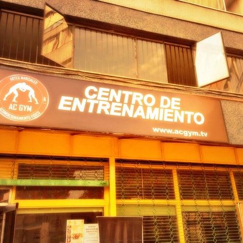 ACGYM en Santiago