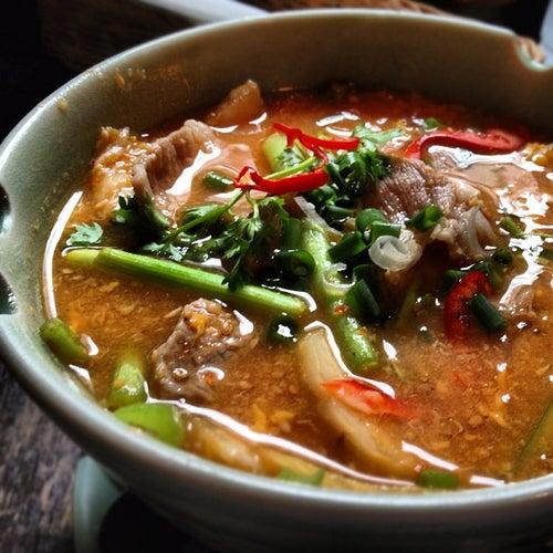 Best thai restaurants in Tokyo