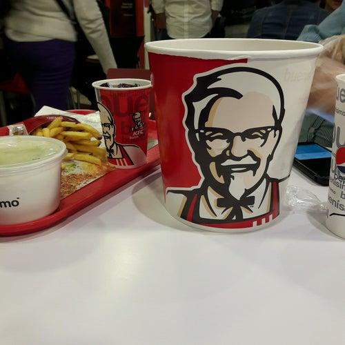 KFC Galerías en Bogotá