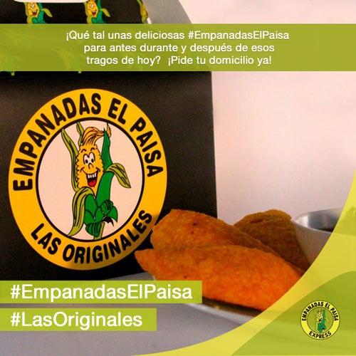 Empanadas El Paisa Calle 150 en Bogotá