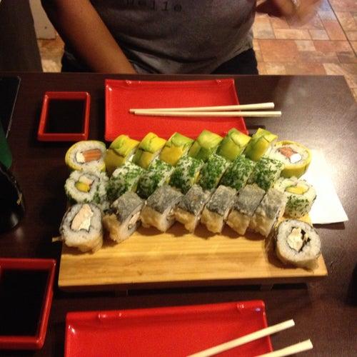 SushiOk en Santiago
