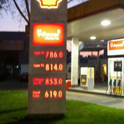 Shell - Bilbao / Salvador en Santiago