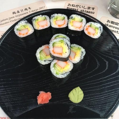 Restaurante Japonés Arigato en Bogotá