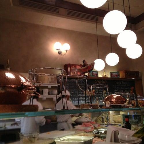 Best seafood restaurants in Milan