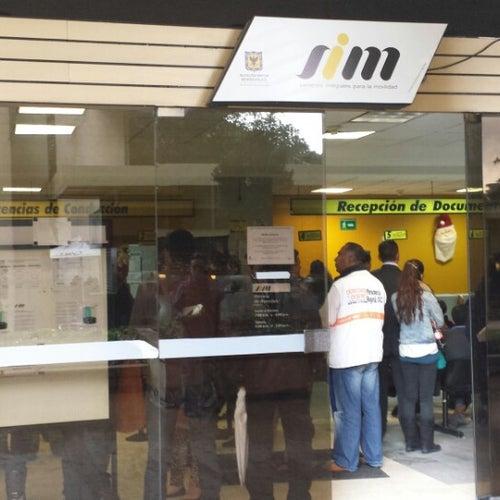 SIM San Diego  en Bogotá