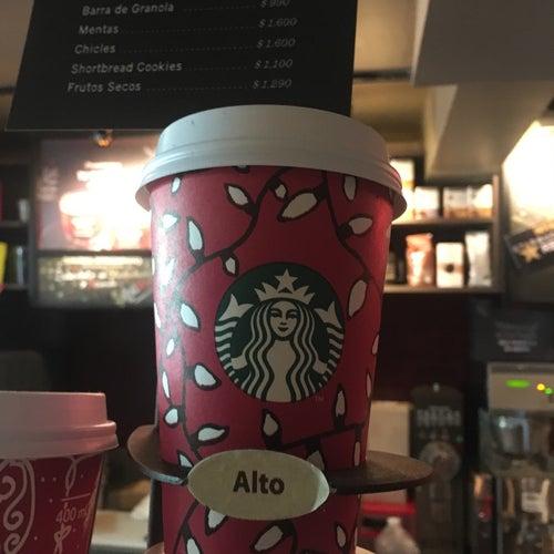Starbucks - Cristóbal Colón en Santiago