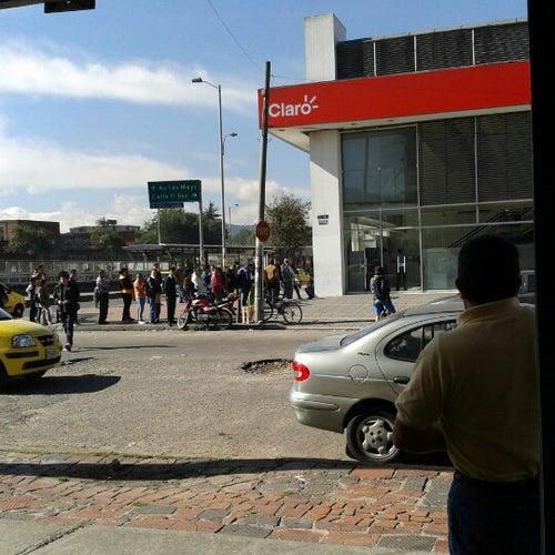 Claro Restrepo (CAV)  en Bogotá