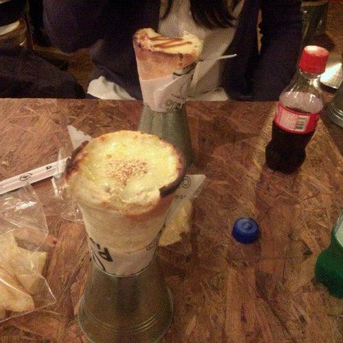 Pizzato en Bogotá