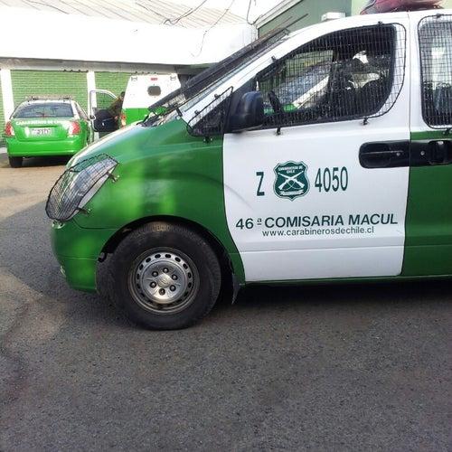 46ª Comisaría de Macul  en Santiago
