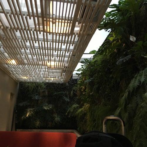 Hotel Intercontinental en Santiago