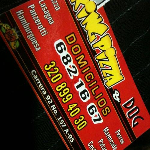 King Pizza & Dog en Bogotá
