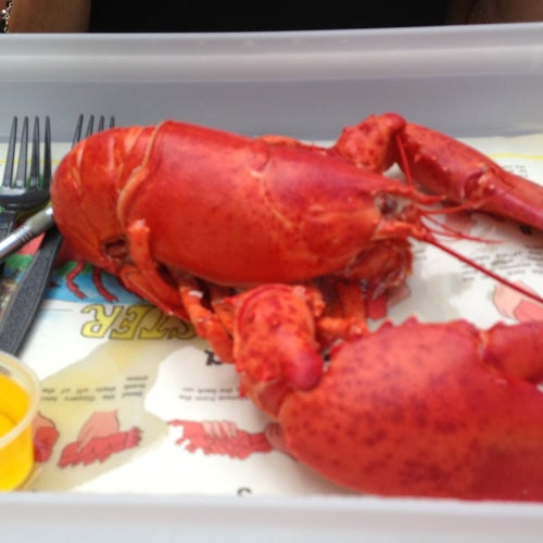 Best seafood restaurants in Boston