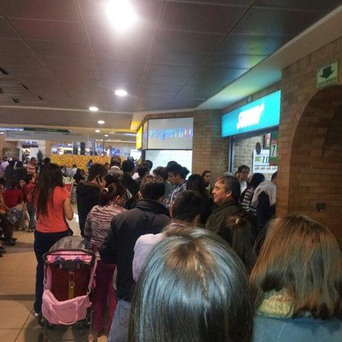Subway Centro Chía en Bogotá