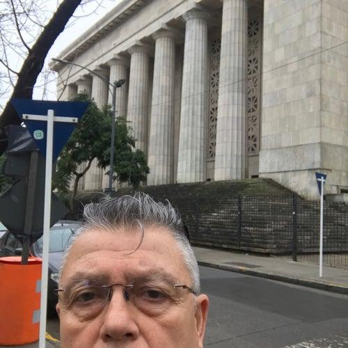 Biblioteca Nacional de Chile en Santiago