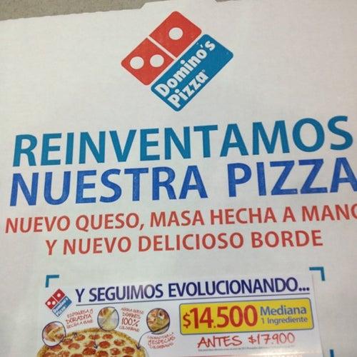 Domino's Pizza Castilla en Bogotá