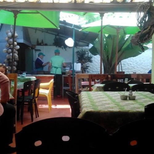 Comidas Rápidas Nápoles en Bogotá
