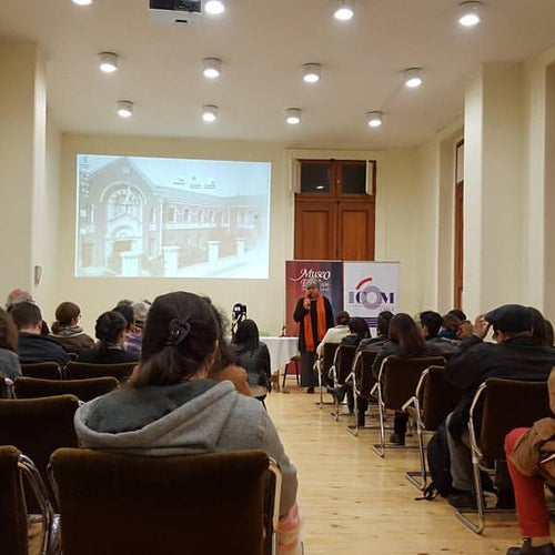 Museo de la Educación Gabriela Mistral en Santiago