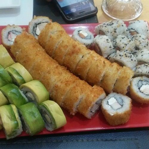 Club de Sushi - Monjitas en Santiago
