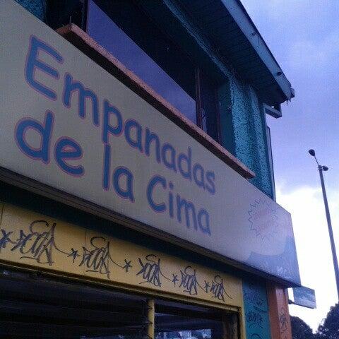 Empanadas De La Cima Calle 80  en Bogotá