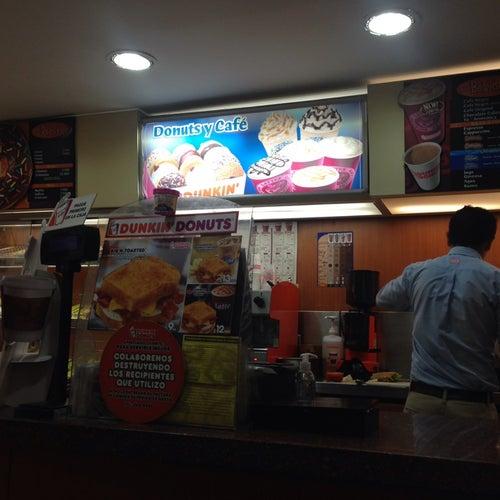Dunkin' Donuts Éxito Occidente en Bogotá