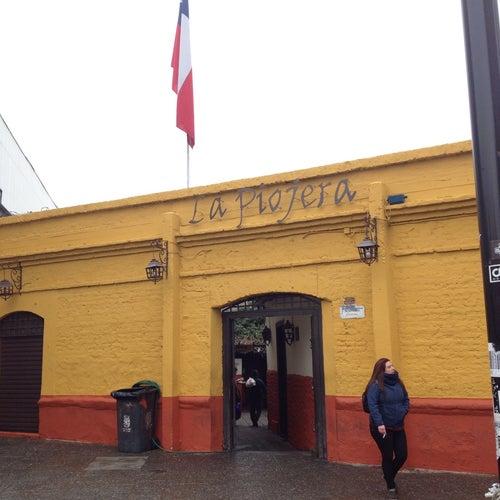 La Piojera en Santiago