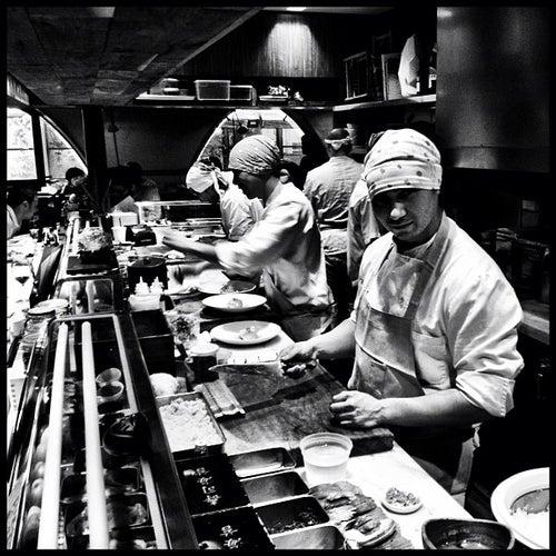 Best sushi restaurants in huston