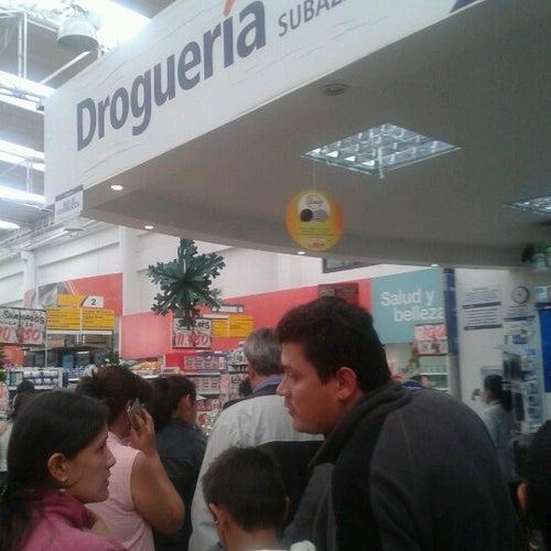 Colsubsidio Subazar en Bogotá
