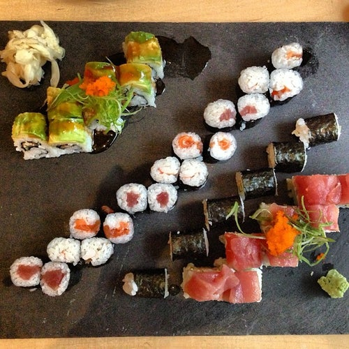 Best sushi restaurants in Berlin