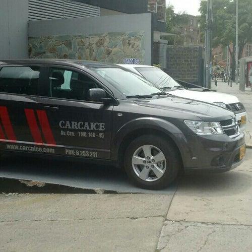 Jeep Carcaice-Automercol CJD S.A. en Bogotá