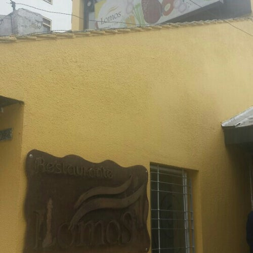 Lomos en Bogotá
