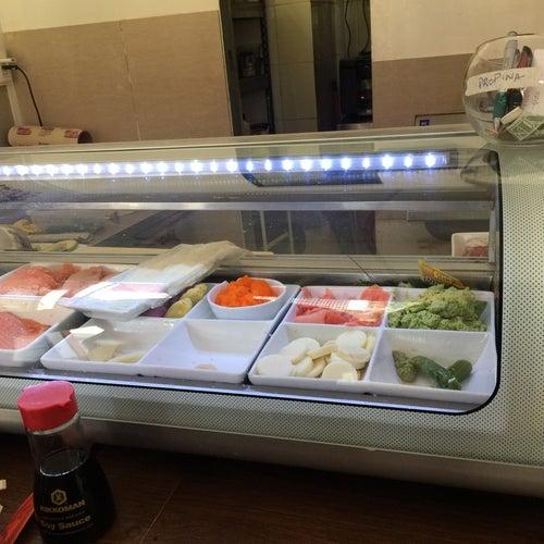 Yanagi Sushi Fusión & Cevichería en Santiago