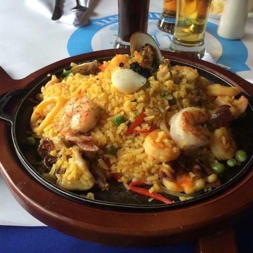 Restaurante Isla Del Mar en Bogotá