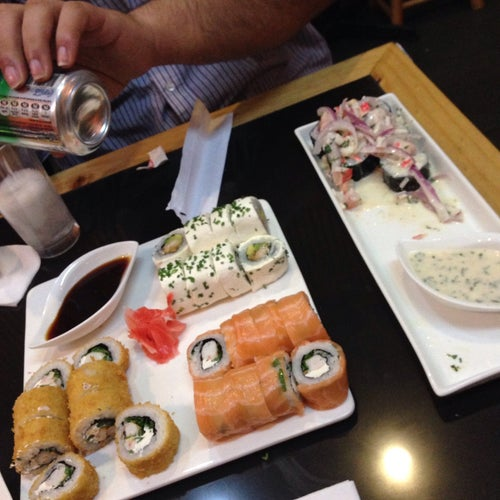 Siriai Sushi en Santiago