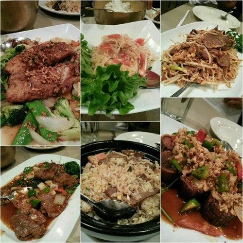 Best thai restaurants in huston