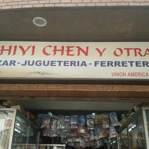 Ferretería Zhiyi Chen Y Cía. Ltda. en Santiago