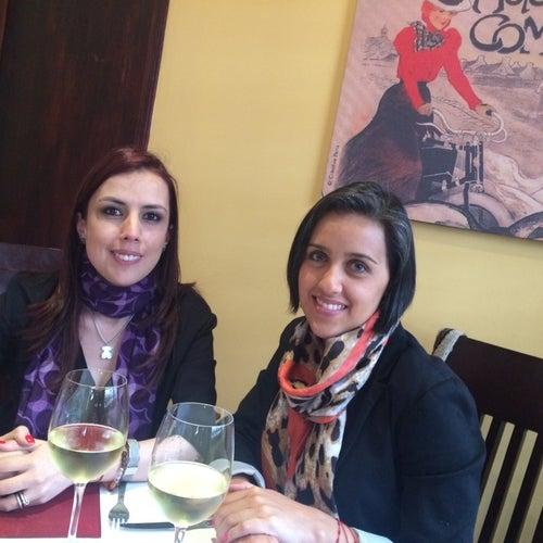 Donde Gilles Restaurante Francés en Bogotá